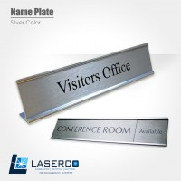 Name-Plate-Silver